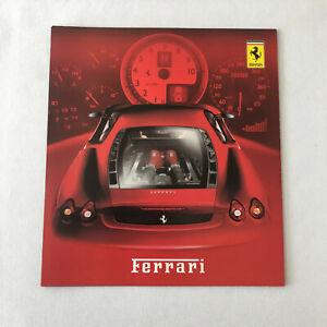 Ferrari & Maserati CHINESE Sales Brochure F430 612 Scaglietti Gransport +