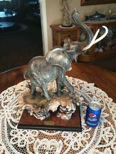 Giuseppe Armani Trumpeting (Elefante) Elephant Limited Edition (very old)