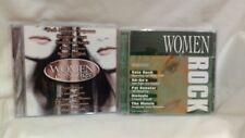 Women & Songs, Women & Rock 2 CDs Various Artists Madacy Entertainment    cd4188