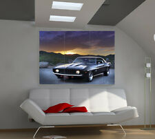 Muscle Car big huge games photo wall poster print fb625