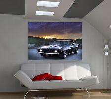 Muscle Car big huge games photo wall poster print fb625