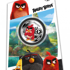 2019 Angry Birds Red Bird coin Interactive Mobile Game app on coin!