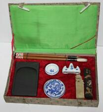 Vintage Chinese Four Treasures of the Study Writing Set - FREE Postage [PL1239]