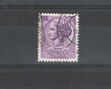B9770 - ITALIA 1955/60 - SIRACUSANA  £ 25  N.769 - MAZZETTA DA 100 - VEDI FOTO