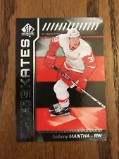 2016 17 SP Authentic Silver Skates #SSMA Anthony Mantha Detroit Red Wings