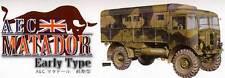 AFV-Club äc Matador Truck Early type Armée de l'air +Pieces gravées modèle-kit 1