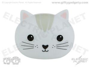Nori Cat Kawaii Friends LED Nightlight, Battery Operated, With Sleep Timer