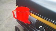 Trichter Dieselheizer Ölheizer Heizkanone Warmluftheizer qteck,APEX,TRONIC 20Kw