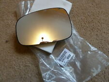 Genuine Peugeot 306 MK1 Drivers Door Mirror Glass Part No. 8151L7