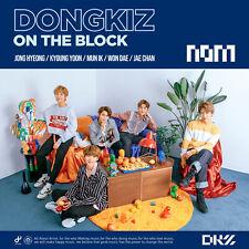 DONGKIZ - DONGKIZ ON THE BLOCK (SINGLE ALBUM) CD+PHOTOCARD