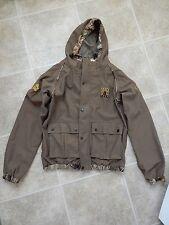Mad Dog Gear Zip Jacket  Hooded Hunting Outdoor Camouflage. EUC size M Medium