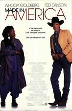 MADE IN AMERICA Movie POSTER 27x40 Whoopi Goldberg Ted Danson Will Smith Nia