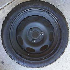 """SMART CAR FORTWO 15""""OEM STEEL wheel/rim+tire 05-06-2008-2011-12 85209 SMARTCAR"""