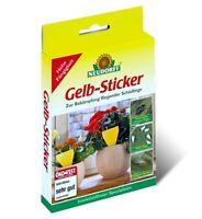 Neudorff Gelb-Sticker Inhalt 10 Stück Leimfallen Gelbsticker