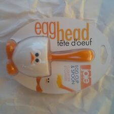Msc Joie egg face cup and spoon egg head
