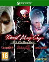 Devil May Cry HD Collection DMC | Xbox One New (1)
