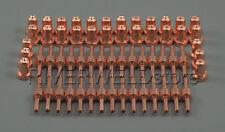 Lang Elektrode 18205L & Düse 18866L Für PT 31 LG 40 JG 40 Plasmabrenner,60St