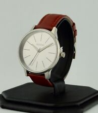 Nixon Women's Kensington Leather Watch A108-2094-00, New