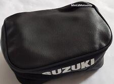 Rear Fender Bags Black Suzuki DR TS Tool Bag, free shipping worldwide