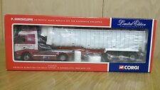 Corgi CC12415 Volvo FH Bulk Tipper P Hinchcliffe Haulage Ltd Ed No. 0002 of 3000