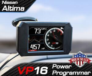 Volo Chip VP16 Power Programmer Performance Tuner for Nissan Altima S SV SR