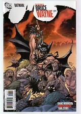 BATMAN THE RETURN OF BRUCE WAYNE #1-6 NEAR MINT COMPLETE SET 2010 DC COMICS
