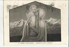CASA ALPINA SAN BERNARDO GIOMEIN AOSTA 1934 D. MARIO TANTARDINI MADONNA
