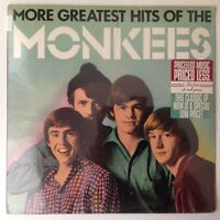 "MONKEES ""MORE GREATEST HITS"" Vinyl Record LP /New Sealed"