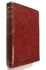 Buch-Human Origins Samuel Laing 1894 1st Edition Evolution