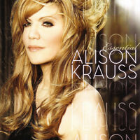ALISON KRAUSS ( NEW SEALED CD ) ESSENTIAL : THE GREATEST HITS / VERY BEST OF