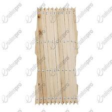 Trellis-Mur en expansion en bois treillis. 180 cm x 30 Patch Jardin.