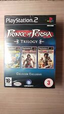 TRILOGIA PRINCE OF PERSIA PS2 PLAYSTATION 2 NUEVO NEW NOVO NEUF NUOVO SEALED