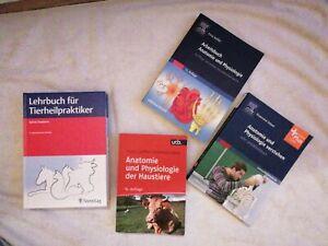 Lehrbücher Tierheilpraktiker