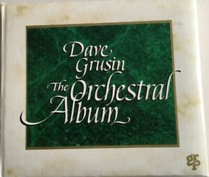 DAVE GRUSIN - THE ORCHESTRAL ALBUM CD