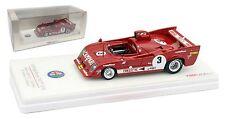 Truescale Alfa Romeo T33 TT 12 #3 2nd 6Hr Watkins Glen WSC 1975  - 1/43 Scale