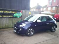 ADAM JAM 1.2 2014 ONLY 45K MILES, DRIVES GREAT NEW M.O.T SLIGHT DAMAGE ON WING