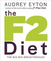 Very Good, The F2 Diet, Eyton, Audrey, Paperback