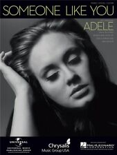 Adele 21 Someone Like You Play Pop Chart Hits Songs Piano Vocals MUSIC BOOK