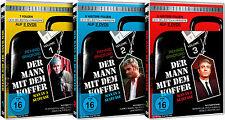 Gesamtedition - Der Mann mit dem Koffer / 19 Folgen auf 6 DVDs Pidax Serien Neu