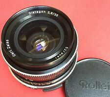 Distagon 35mm f/2,8 Carl Zeiss Rollei mount