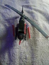 Vtg. GI Joe Original Cobra Fang Helicopter F.A. N.G