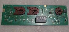 Washing Machine Parts Indesit IWD71051 Control Display Module 16200218302