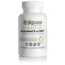 B activado con SRT 120 Tabs-Salud de Jigsaw
