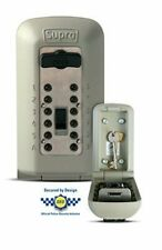 NRS Healthcare Supra C500 Key Safe Secure/ Wall Mounted/ Outdoor/ Key Storage