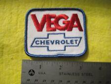 Vintage Chevrolet Vega Dealer  Drag Racing Hat Patch