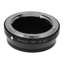 Fotodiox Pro Lens Adapter Konica Auto-Reflex (AR) Lens to Micro Four Thirds