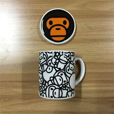 A Bathing Ape Bape Baby Milo Coffee Mug Cup Glass