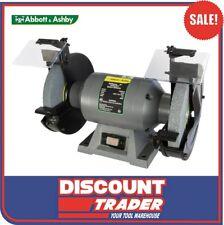 "Abbott & Ashby 375W 8"" 200mm Utility Bench Grinder ATBGU/8"