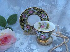 Royal Albert Provincial Flowers Lady Slipper Cup & Saucer Vintage England