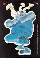 1989 TOPPS GHOSTBUSTERS II STICKER CARD #7